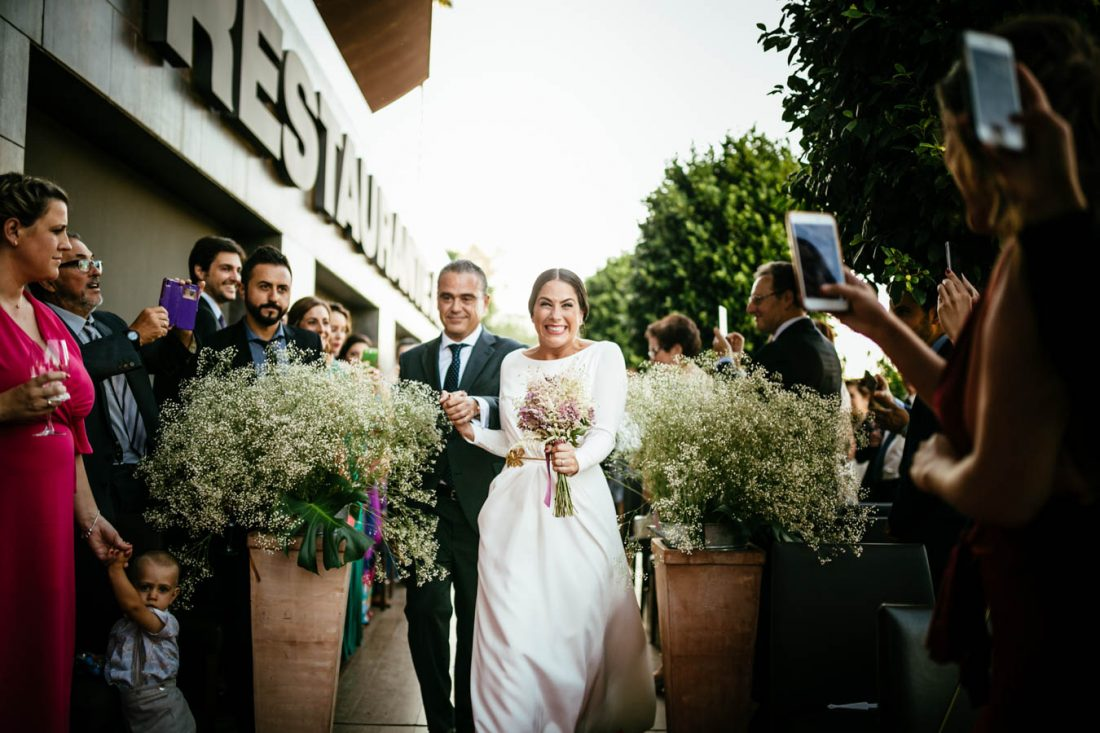 boda civil en sevilla
